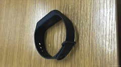 Real time dynamic 24 hrs heart rate monitor smart wristband