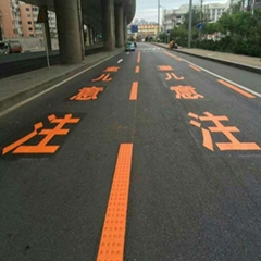 深圳駕校訓練場劃線