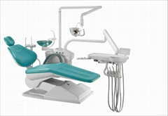 Economic dental chair unit