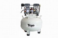 Medical Dental Oil-Free Air Compressor ,Silent oilless air compressor