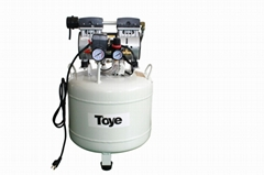 Dental clinic Silent oilless air compressor