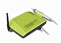 LED Ultrasonic scaler (detachable handpiece, wireless control)