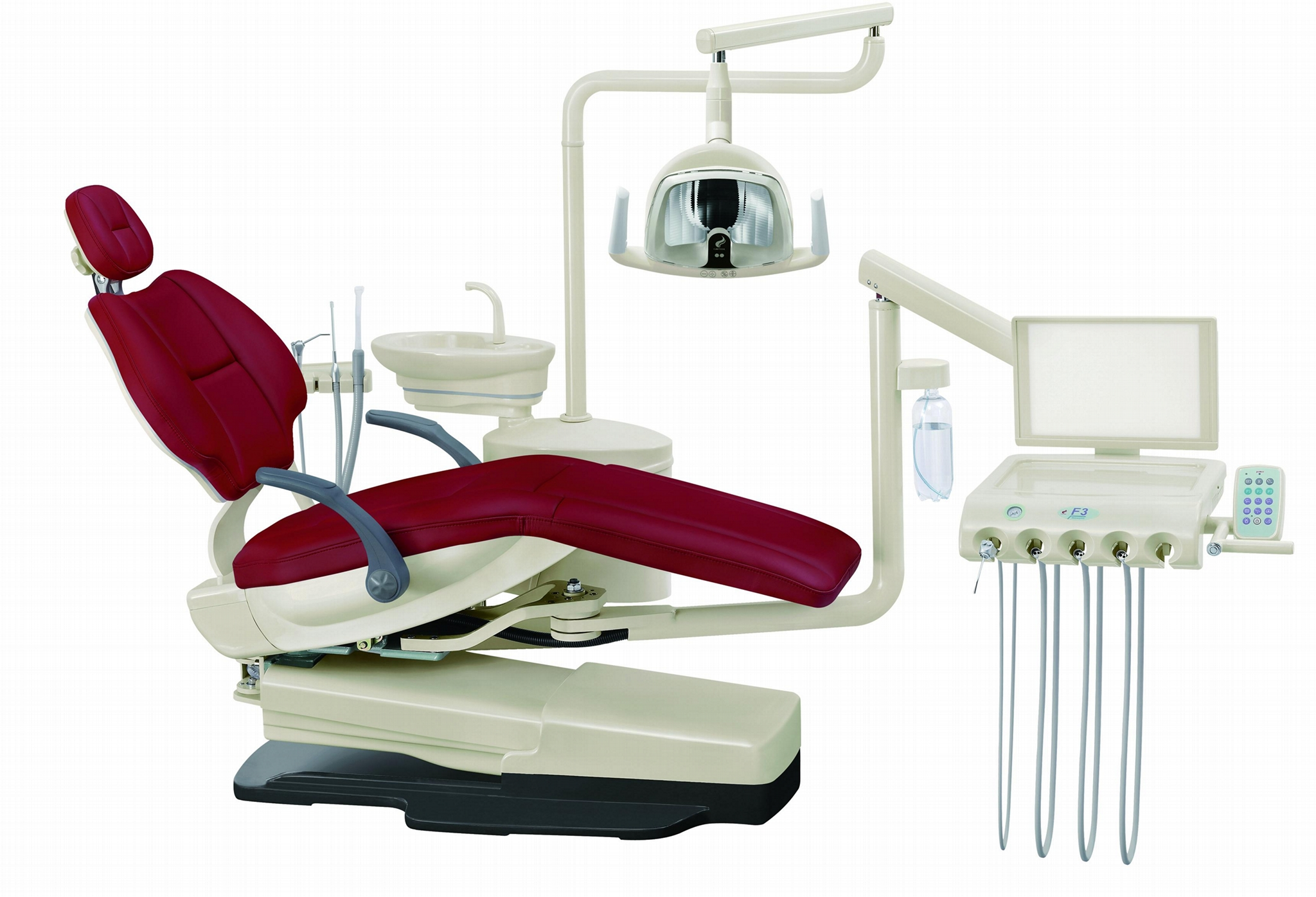 CE Approved Dental chair unit  6