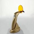 Dental Cordless LED Curing Light Lamp Gun Shape Wireless Curing Light 2
