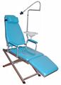 Dental Portable Unit Standard Folding Chair