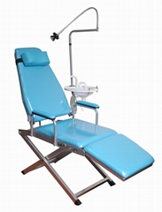 Portable Foldable Patient Dental Chair Standard Type-Folding Chair