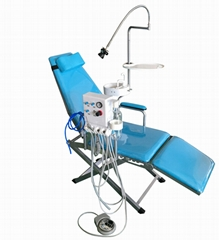 Economical Design Dental Turbine Luxury Type-Folding Chair