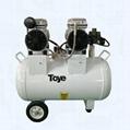 Medical Equipment Oil-Free Air Compressor for 4 Dental Chair Unit