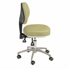 Dental Movable Doctor Stool Comfortable Dentist Chair for Patient