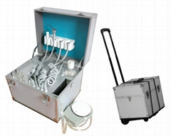 Portable Dental Unit /360W Standard Portable Turbine