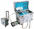 Therapy Medical Equipment Mobile Chair Portable Dental Unit