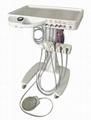 Dental Lab Self Delivery Unit Mobile Portable Dental Unit Cart Trolley