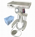 Oral Therapy Moveable Portable Dental Unit Without Air Compressor