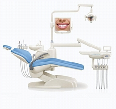 Ce & ISO Approved Best Medical Dental Instrument Equipment Integral Dental Chair