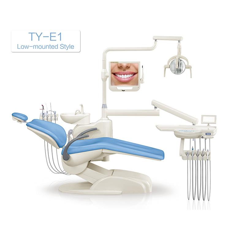 Dental Chair Unit of Hospital Medical Lab Surgical Diagnostic Equipment