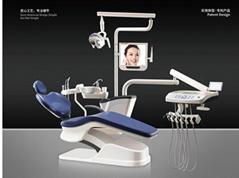 New Arrival Integral Dental Chair  with Sensor Lamp Medical Equipment