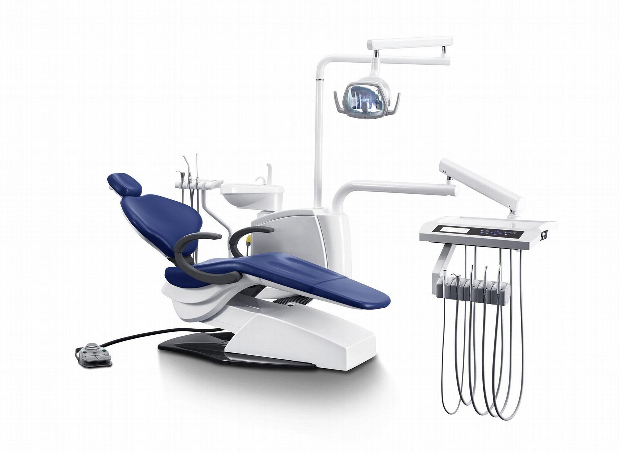 Best Hospital Dental Unit Computer Controlled Integral Dental Chair