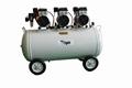Medical Silent Oilless Piston Oil-Free Dental Oil Free Air Compressor 1