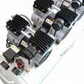 Medical Silent Oilless Piston Oil-Free Dental Oil Free Air Compressor 3