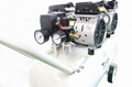 65L Oil Free Silent Dental Air Compressor for 4 PCS Dental Chair