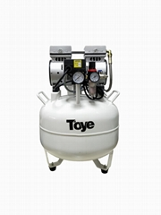 oilless Air Comperssor for Dental and Silent Air Compressor