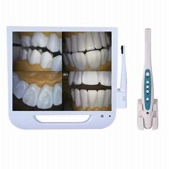 17inch Monitor Dental Endoscrope Integrated Intraoral Camera
