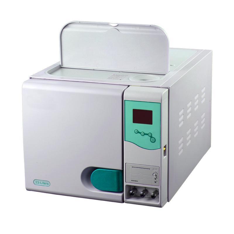 23L Class B Dental Autoclave China Sterilizer Disinfect Equipment