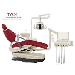 Dental Equipment Electric Dental Unit Chair with high quality
