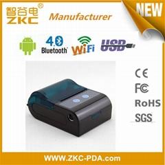 Portable Mini 58mm Bluetooth 4.0 Thermal Receipt Printer