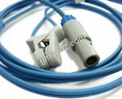 Adult ear clip sensor