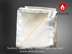 Sell high quality high temperature resistant fiberglass welding blanket