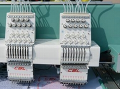 CBL high speed flat embroidery machine