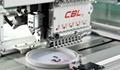寶輪CBL-HKC902 平繡成衣繡高速繡花機 3