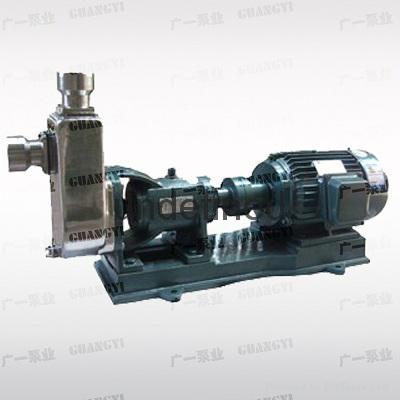 廣州-廣一FX/FXT型不鏽鋼自吸泵-廣一水泵廠-廠家直銷 1