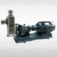 廣州-廣一FX/FXT型不鏽鋼自吸泵-廣一水泵廠-廠家直銷