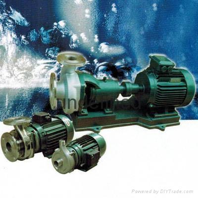 廣州-廣一FZ/FT不鏽鋼離心泵-廣一水泵廠-廠家直銷 1