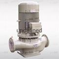 廣州-廣一GDD型低噪聲管道泵
