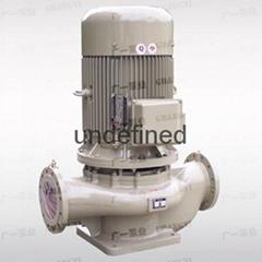 廣州-廣一GDD型低噪聲管道泵-廣一水泵廠-廠家直銷