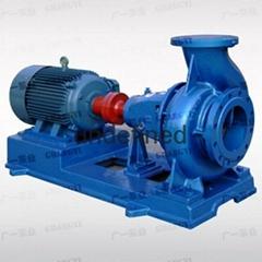 廣州-廣一IS型單級單吸臥式離心泵-廣一水泵廠-廠家直銷