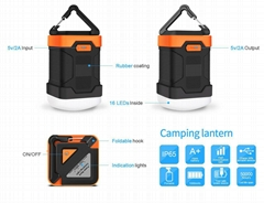 Outdoor USB Rechargeable