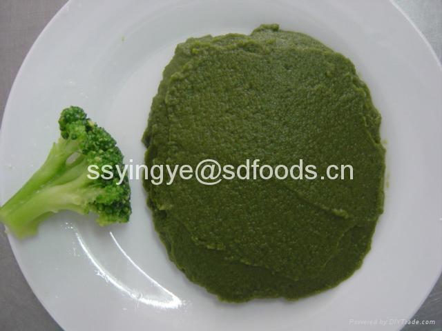 Frozen broccoli 4