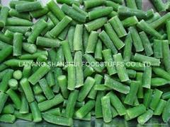 Frozen vegetables IQF Gr