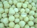 High quality IQF frozen peeled taro