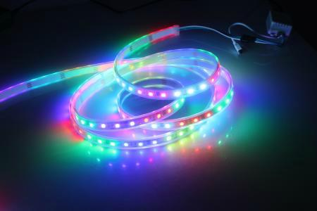 LED户外全彩灯带SM16703 一米10段30灯 1