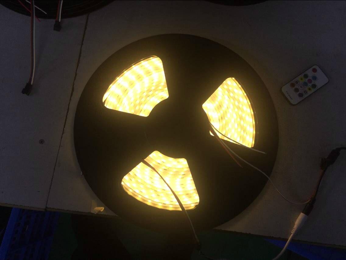 厂家直供LED户外幻彩灯带SK6812 一米30段30灯 1