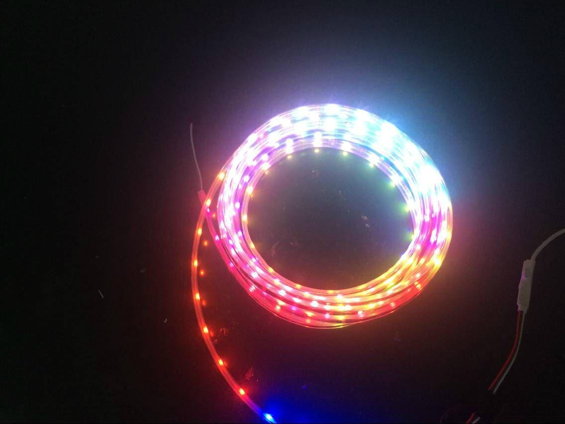 厂家直供LED户外幻彩灯带SK6812 一米30段30灯 2
