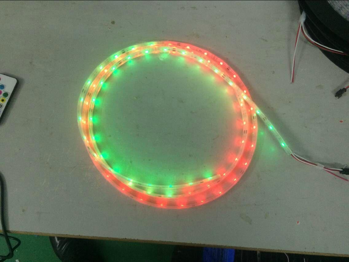 厂家直供LED户外幻彩灯带SK6812 一米30段30灯 3