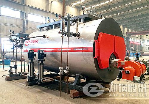 1吨燃气蒸汽锅炉 1