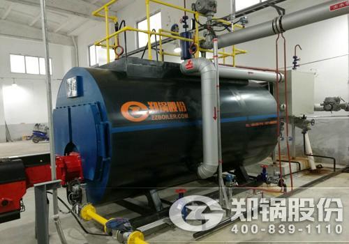 1吨燃气蒸汽锅炉 2