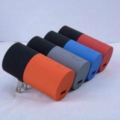 Mobile Portable Promotional Gift Power Bank 2600mAh with AC Plug  (UW701)